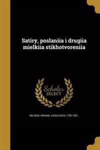 RUS-SATIRY POSLANIIA I DRUGIIA
