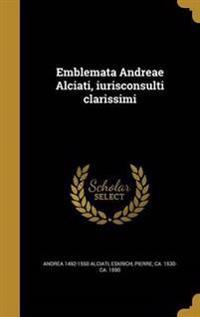 LAT-EMBLEMATA ANDREAE ALCIATI