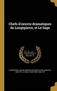 FRE-CHEFS-DOEUVRE DRAMATIQUES
