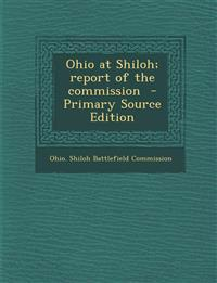 Ohio at Shiloh; Report of the Commission