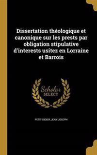 FRE-DISSERTATION THEOLOGIQUE E