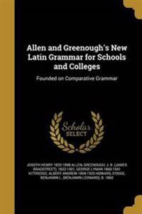 ALLEN & GREENOUGHS NEW LATIN G