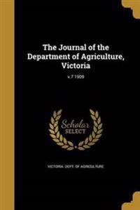 JOURNAL OF THE DEPT OF AGRICUL