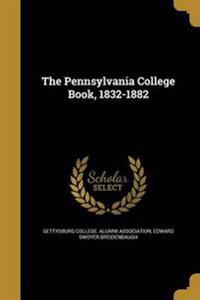 PENNSYLVANIA COL BK 1832-1882