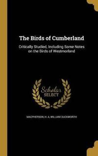 BIRDS OF CUMBERLAND
