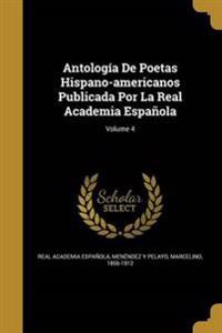 ANTOLOGIA DE POETAS HISPANO-AM