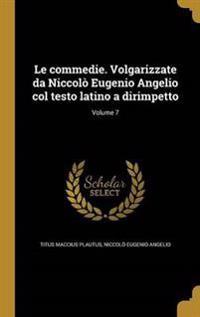 ITA-COMMEDIE VOLGARIZZATE DA N