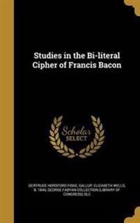 STUDIES IN THE BI-LITERAL CIPH