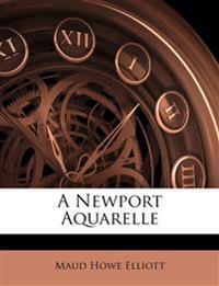 A Newport Aquarelle