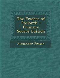 Frasers of Philorth
