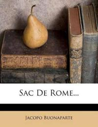 Sac De Rome...