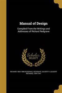 MANUAL OF DESIGN