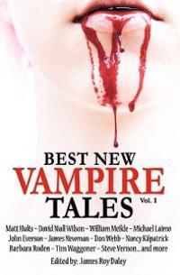 Best New Vampire Tales (Vol 1)