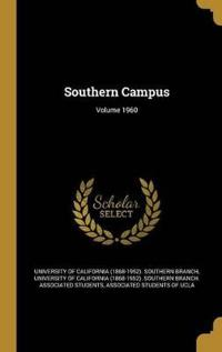 SOUTHERN CAMPUS VOLUME 1960