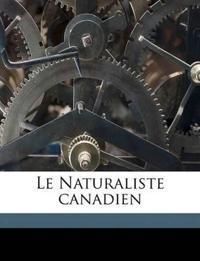 Le Naturaliste canadien Volume t.44 1917-1918