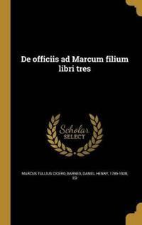 ITA-DE OFFICIIS AD MARCUM FILI