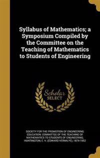 SYLLABUS OF MATHEMATICS A SYMP