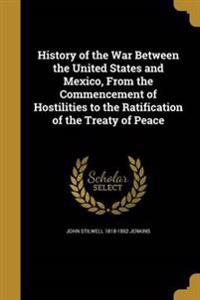 HIST OF THE WAR BETWEEN THE US