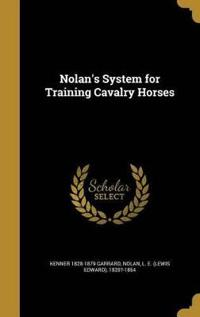 NOLANS SYSTEM FOR TRAINING CAV