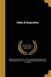 FRE-ODES DANACREON