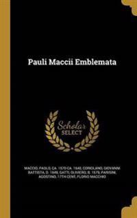 LAT-PAULI MACCII EMBLEMATA