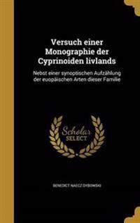 GER-VERSUCH EINER MONOGRAPHIE