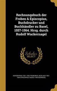 GER-RECHNUNGSBUCH DER FROBEN &