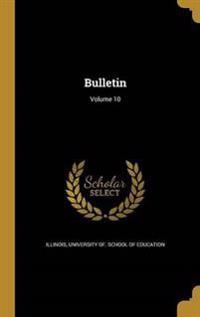 BULLETIN V10