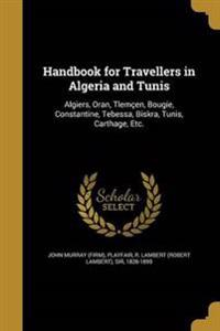 HANDBK FOR TRAVELLERS IN ALGER