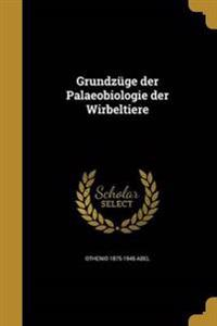 GER-GRUNDZUGE DER PALAEOBIOLOG