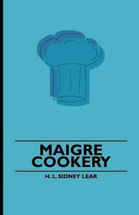 Maigre Cookery