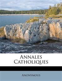 Annales Catholiques