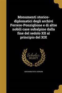 ITA-MONUMENTI STORICO-DIPLOMAT