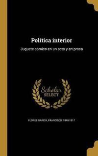 SPA-POLITICA INTERIOR