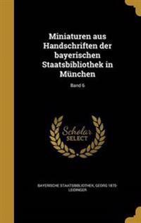 GER-MINIATUREN AUS HANDSCHRIFT