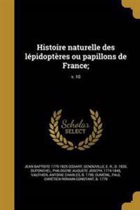 FRE-HISTOIRE NATURELLE DES LEP