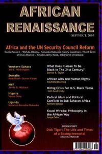 African Renaissance Sept/Oct 2005