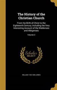 HIST OF THE CHRISTIAN CHURCH