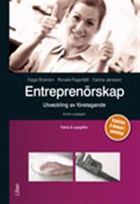 Entreprenörskap - utveckling av företagande Fakta och uppgifter