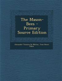 The Mason-Bees