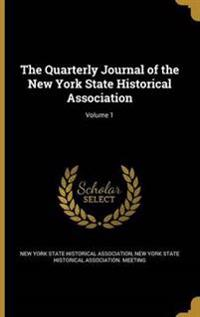 QUARTERLY JOURNAL OF THE NEW Y
