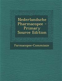 Nederlandsche Pharmacopee