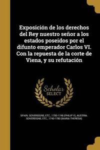 SPA-EXPOSICION DE LOS DERECHOS