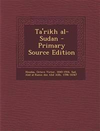 Ta'rikh al-Sudan