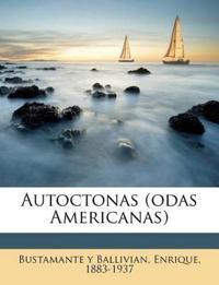 Autoctonas (odas Americanas)