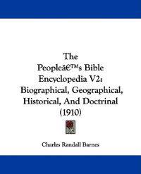 The People's Bible Encyclopedia