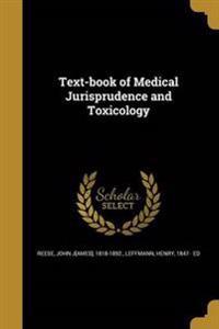 TEXT-BK OF MEDICAL JURISPRUDEN