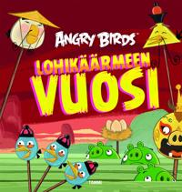 Angry Birds - Lohikäärmeen vuosi