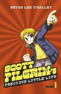 Scott pilgrims precious little life - volume 1