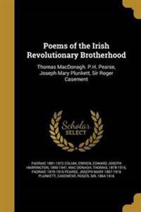 POEMS OF THE IRISH REVOLUTIONA
